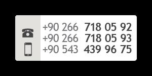 Adres ve Telefonlar